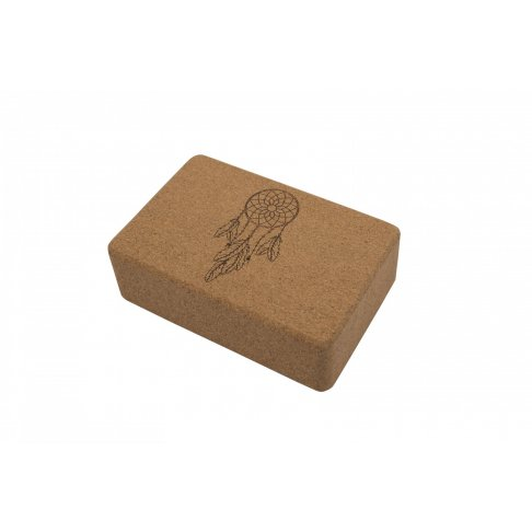 Sharp Shape Cork Yoga block Dream