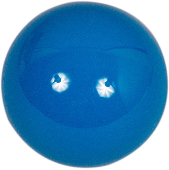 Samostatná guľa Aramith na snooker 52.4mm modrá