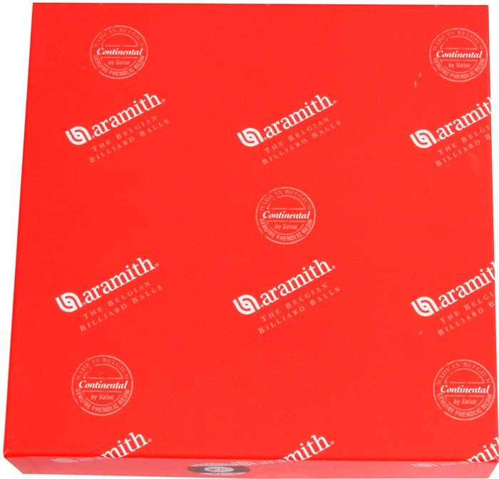 Biliardové gule Aramith Continental Set 57.2mm