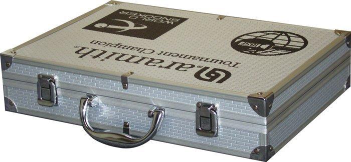 Snookerové gule Aramith STC Pro-Cup 1G 52.4mm v kufríku
