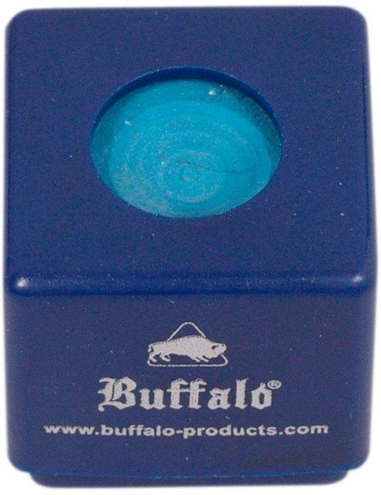 Buffalo púzdro na biliardovú kriedu modré