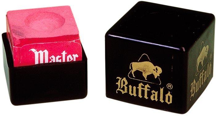 Buffalo púzdro na biliardovú kriedu čierne