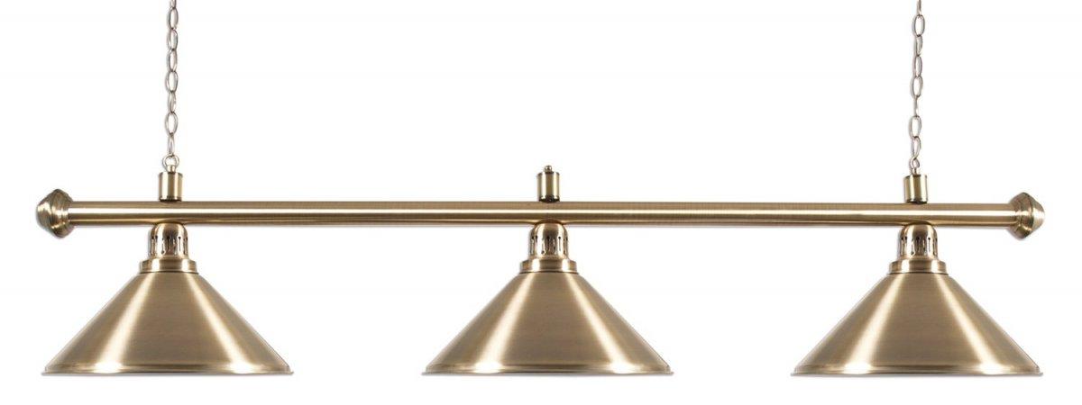 Biliardová lampa De Lux Brushed Copper 3