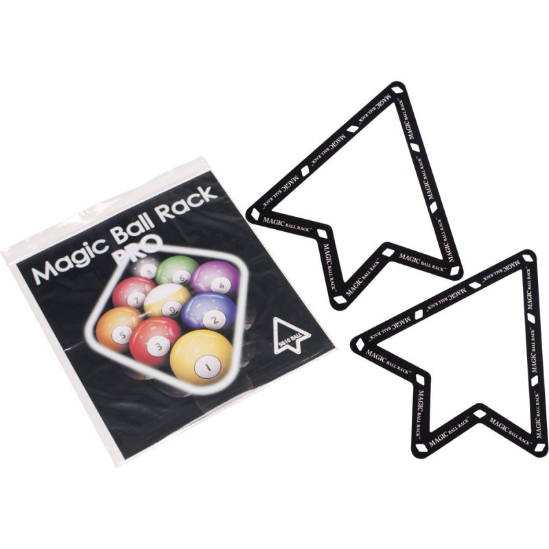 Magic Ball Rack Pro na biliardové gule 9&10