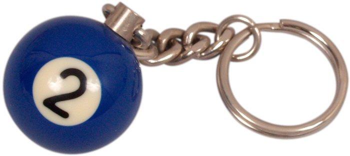 Prívesok biliardová guľa č. 2