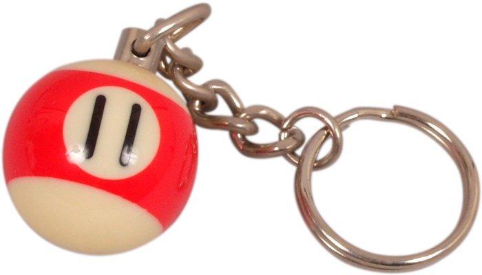 Prívesok biliardová guľa č. 11