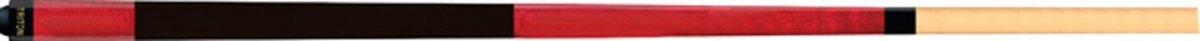 Biliardové tágo Triton No.3 Red 145cm/13mm