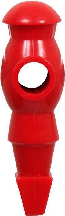 Hráč na stolný futbal teleskop 16mm červený