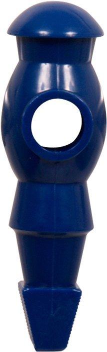 Hráč na stolný futbal teleskop 16mm modrý
