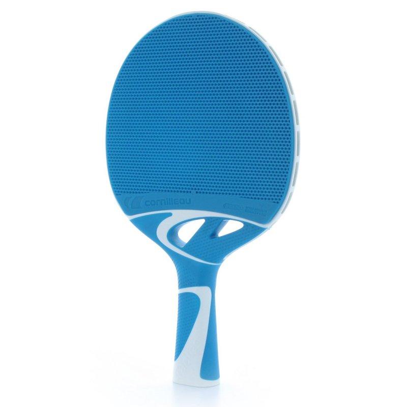 Raketa na stolný tenis Cornilleau Tacteo 30 Blue outdoor