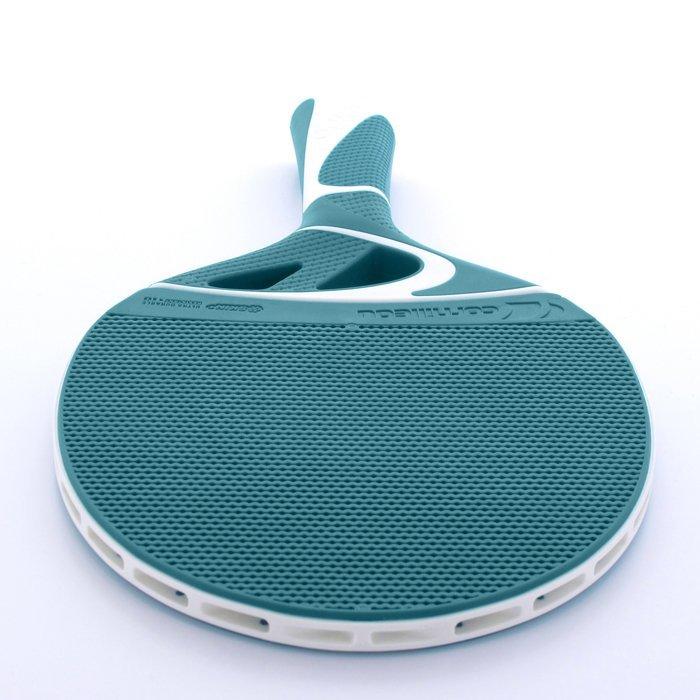 Raketa na stolný tenis Cornilleau Tacteo 50 Turquoise