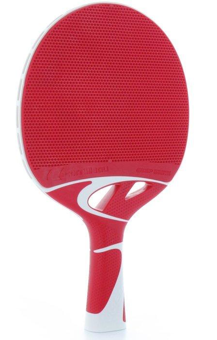 Raketa na stolný tenis Cornilleau Tacteo 50 Red