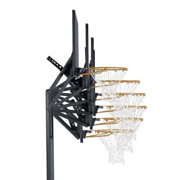 Basketbalový kôš Lifetime Slam Dunk nastavenie výšky za skvelú cenu