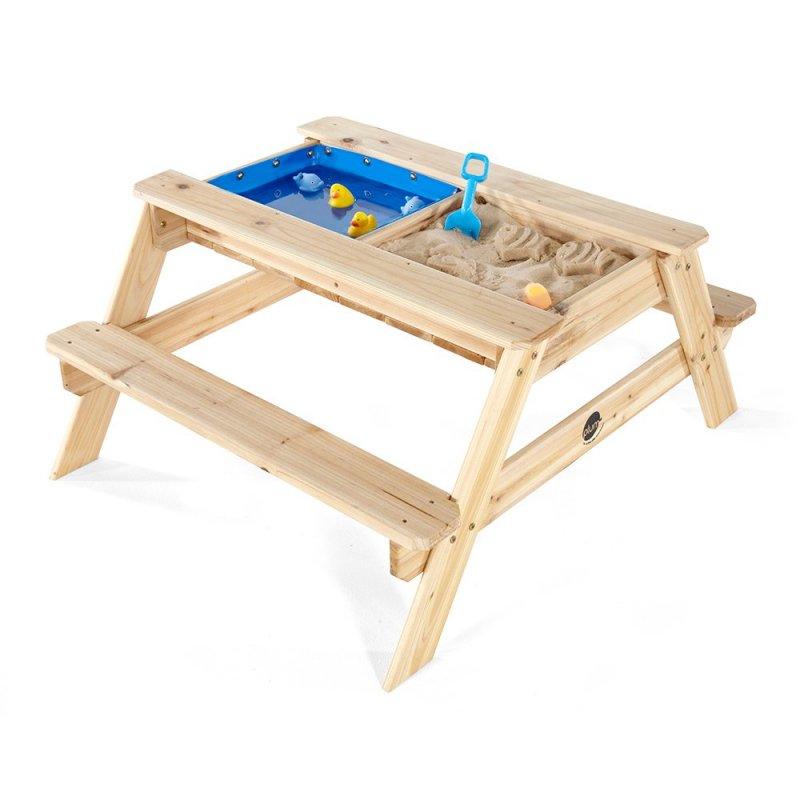 Detský piknikový stolík Plum Surfside voda a piesok