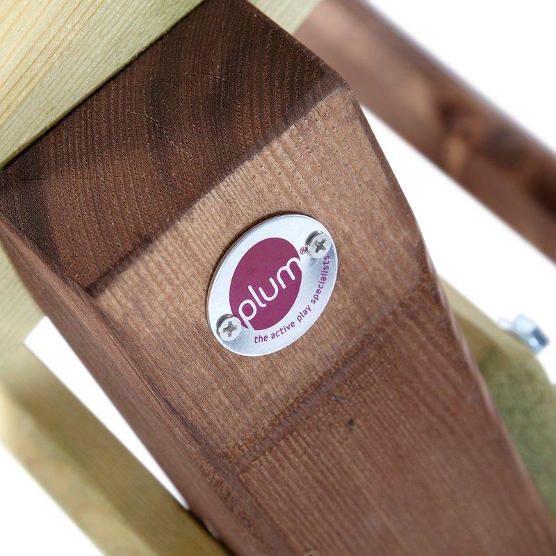 Prevažovacia hojdačka Plum Wooden seesaw