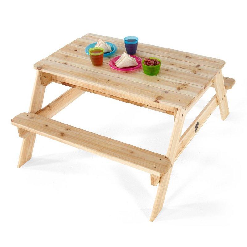 Plum detský piknikový stolík s pieskoviskom