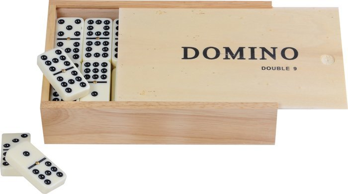 Sada Domino Double 9 Thick