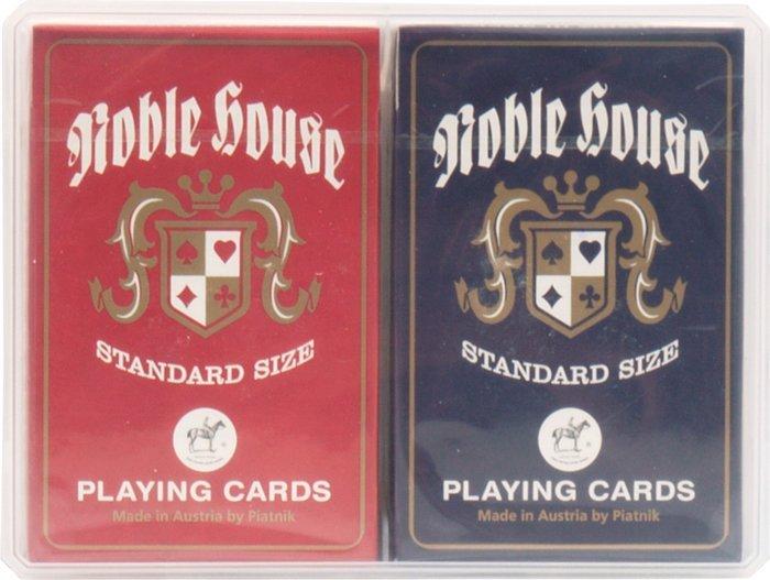 Hracie harty Piatnik Noble House 2 balenia