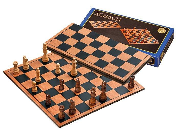 Philos Šachy set 27. zložené 23.2x11.6cm