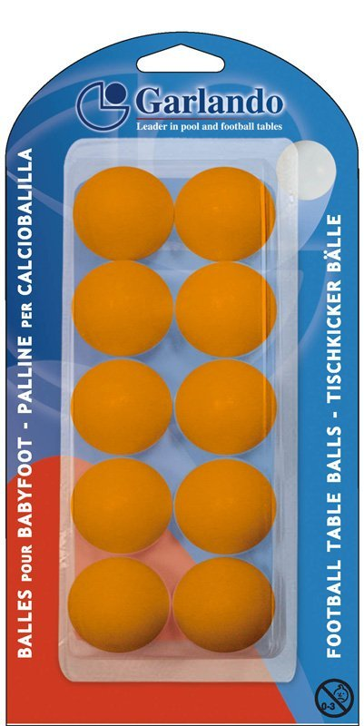 LOPTA pre stolný futbal 10ks OR. 34mm