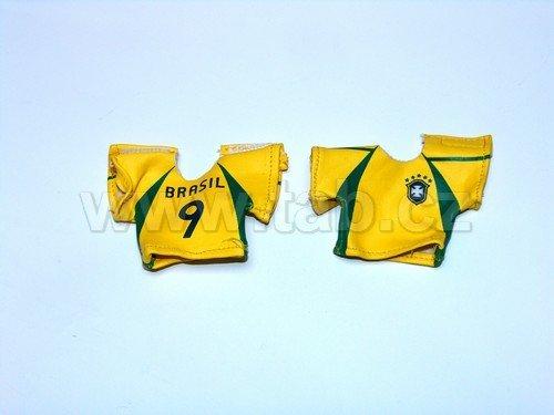 Dres BRAZÍLIA hráči na stolný futbal