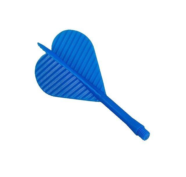 Letka na šípku - modrá