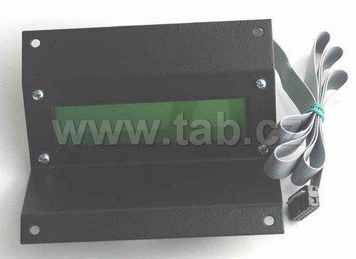 Display LCD pre stolný futbal 16x2