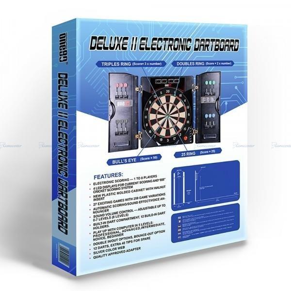 Terč šípkový elektronický Deluxe II 80