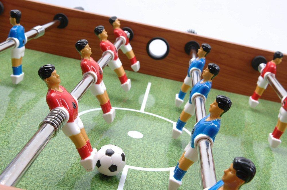 Figúrka Garlando - modrý plastový hráč na stolný futbal