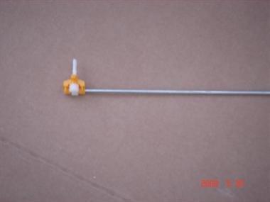 Hokej STIGA - ovládacia tyč ľavý obranca