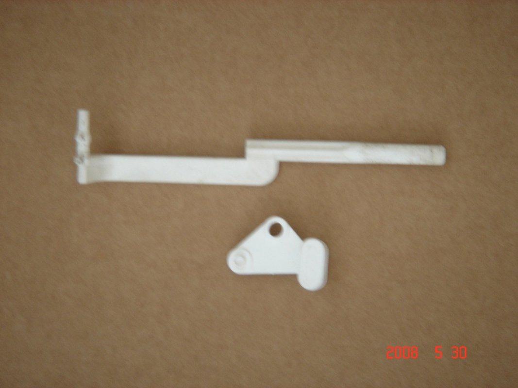 Hokej STIGA - vyrážač pukov rameno