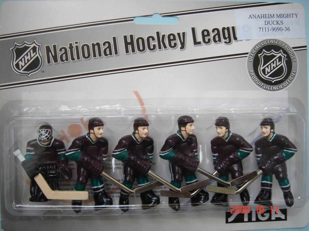 Hokej STIGA hráči NHL Anaheim Mighty Ducks