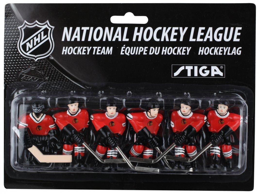 Hokej STIGA hráči NHL Chicago Blackhawks