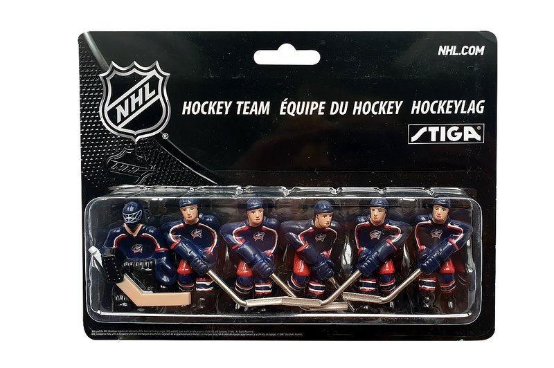 Hokej STIGA hráči NHL Columbus Blue Jackets
