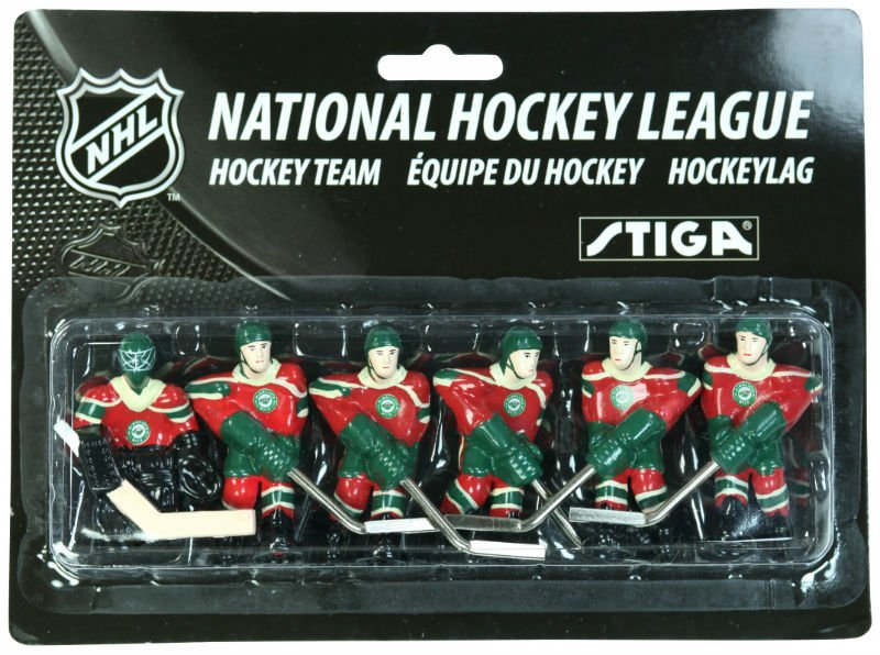 Hokej STIGA hráči NHL Minnesota Wild