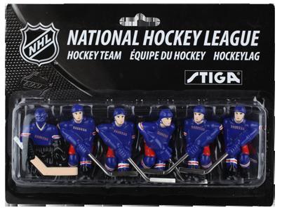 Hokej STIGA hráči NHL New York Rangers