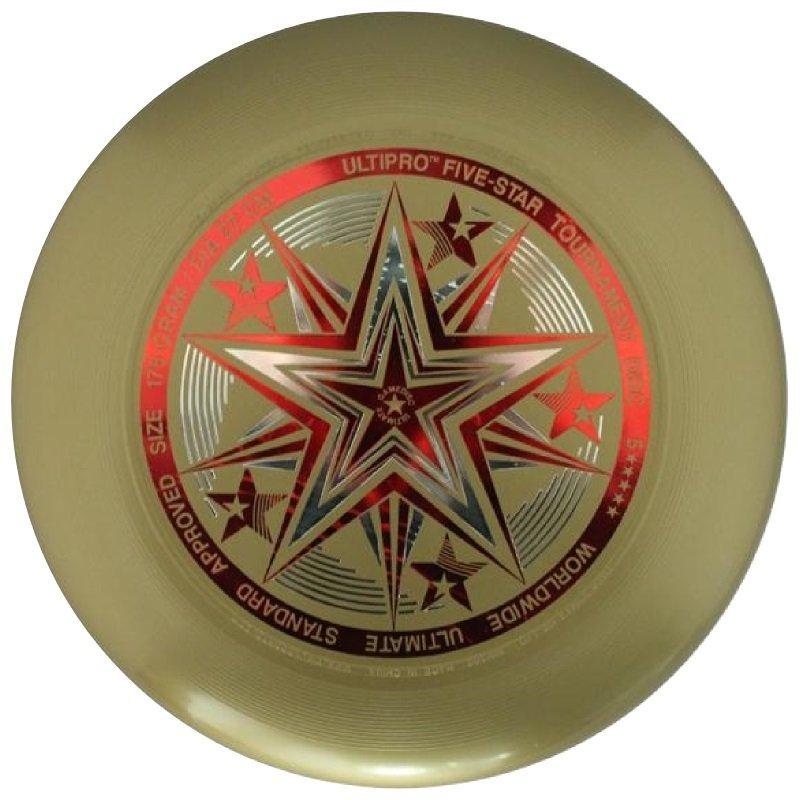 Frisbee UltiPro Five Star Zlatá 175g