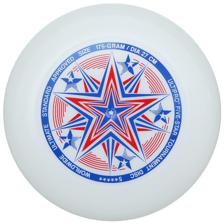 Frisbee UltiPro Five Star Fosfor 175g