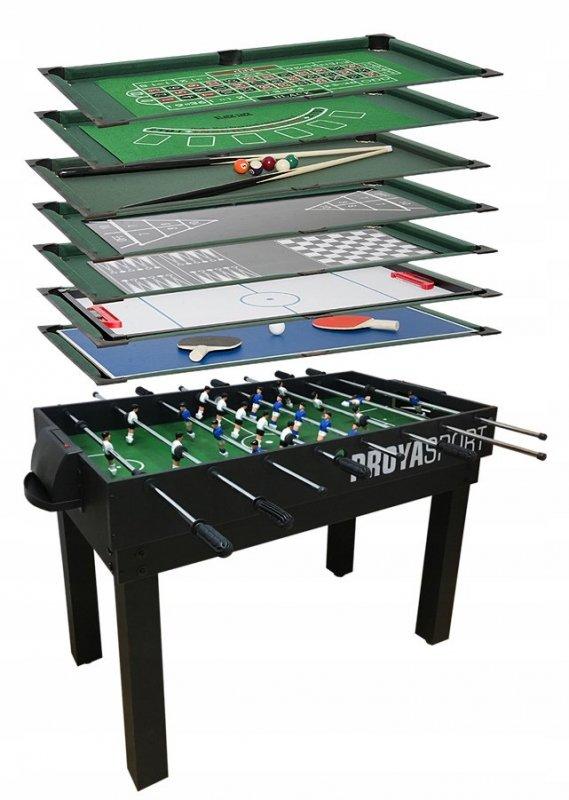 Multifunkčný stolný detský futbal Sportino Fungame