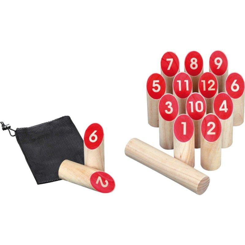 Drevená hra Philos Kubb Numbers