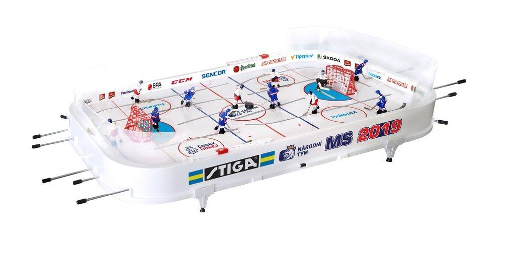 Stolný hokej STIGA MS 2019 Slovensko - Česko