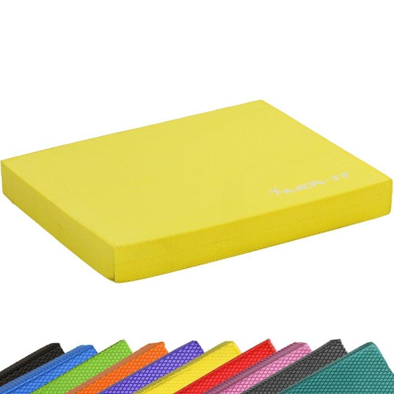 Movit balančná podložka žltá