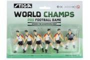 Hráči na stolný futbal Stiga