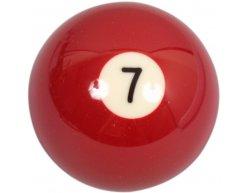 Biliardová guľa Aramith č.7 veľkosť 57.2mm