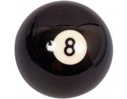 Samostatná biliardová guľa č.8 57.2mm