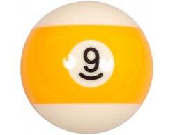 Samostatná guľa č.9 Aramith na biliard 57.2mm