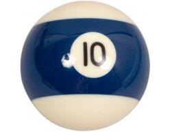 Samostatná guľa č.10 Aramith na biliard 57.2mm