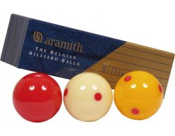 Gule Aramith Tournament Champion 52.4mm