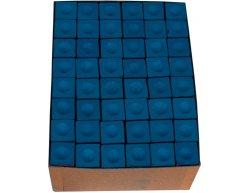 Biliardové kriedy Triangle 144ks modré