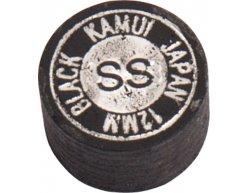 Koža na tágo Kamui Black Super Soft 12mm